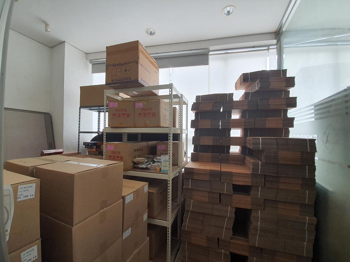6 번째 사진 제1종 근린생활시설 에  연면적851.42 ㎡ 광주 서구 금호동 근린생활시설 석면조사