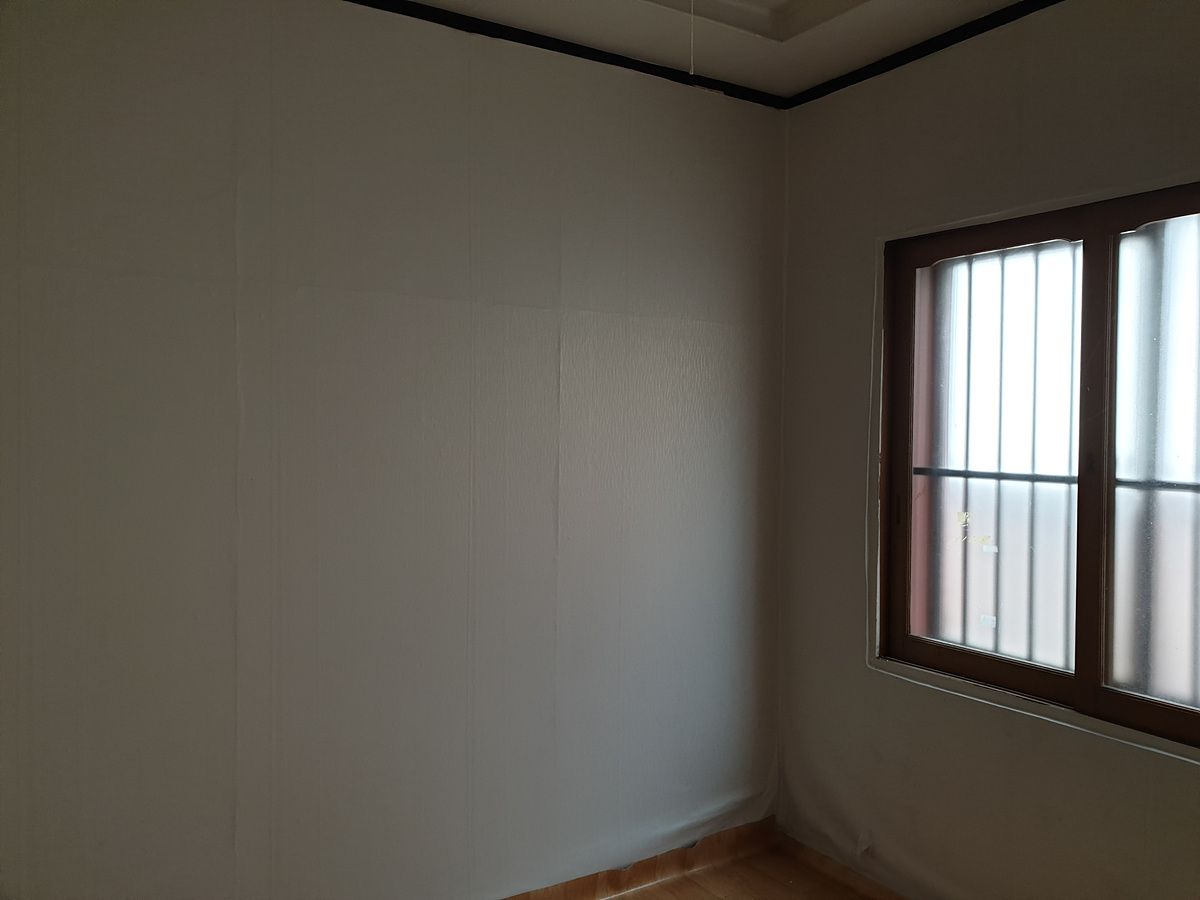 6 번째 사진 단독주택 에  연면적90.65 ㎡ 부산 동래구 명륜동 주택 철거 전 석면조사