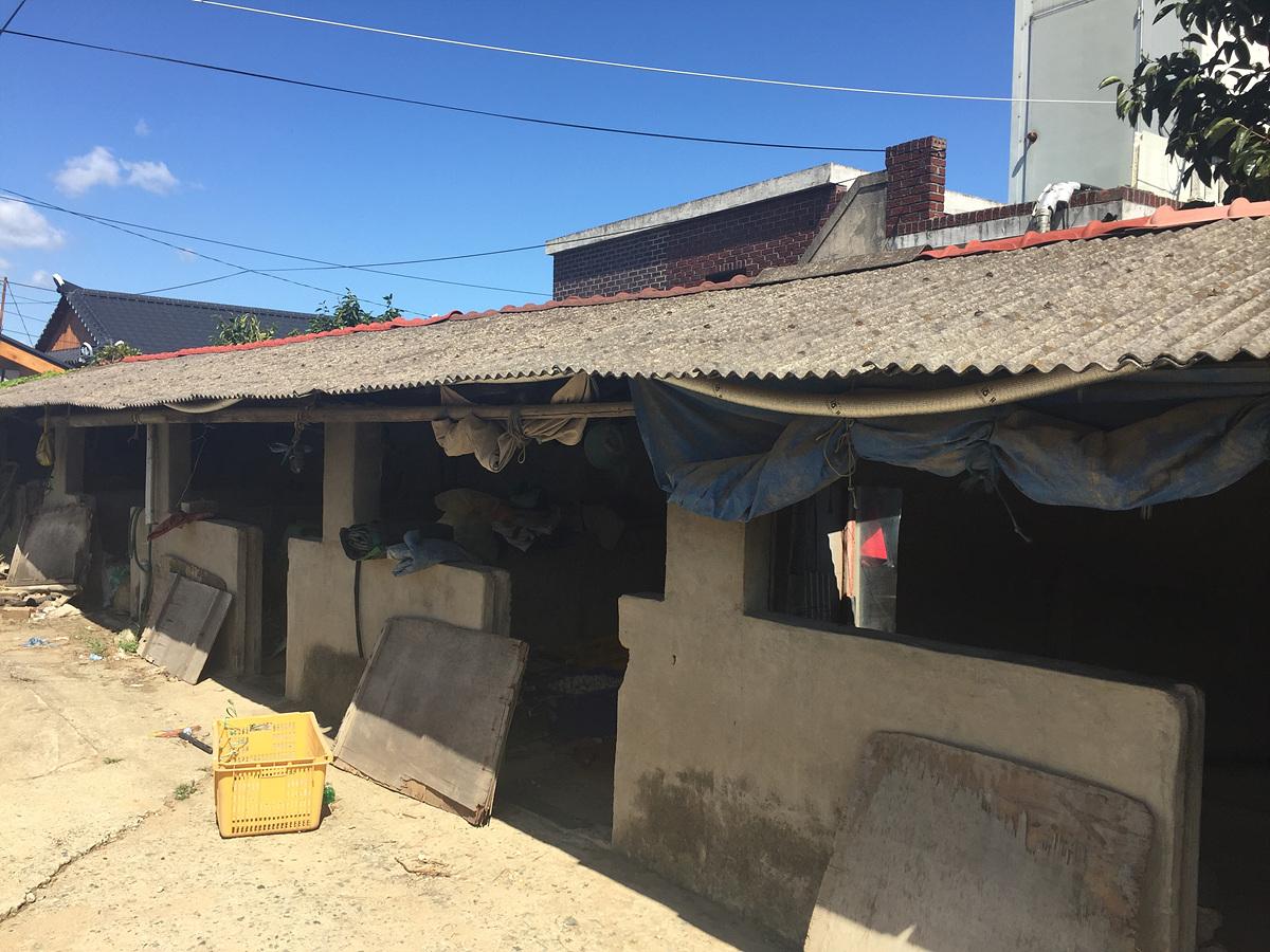 2 번째 사진 창고시설 에  연면적146.22 ㎡ 부산 기장군 일광면 주택 철거 전 석면조사