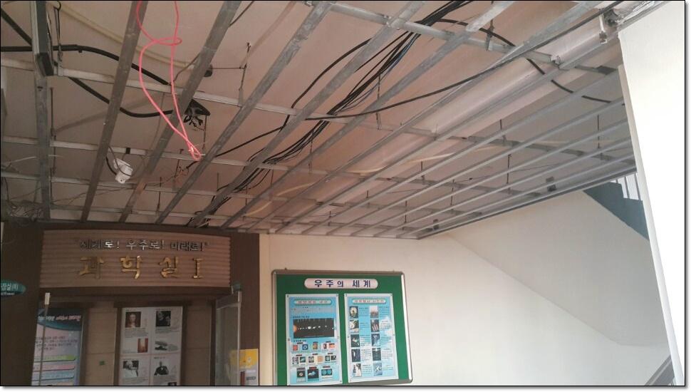 14 번째 사진  에  연면적100 ㎡ 부산 사상구 중학교 석면철거