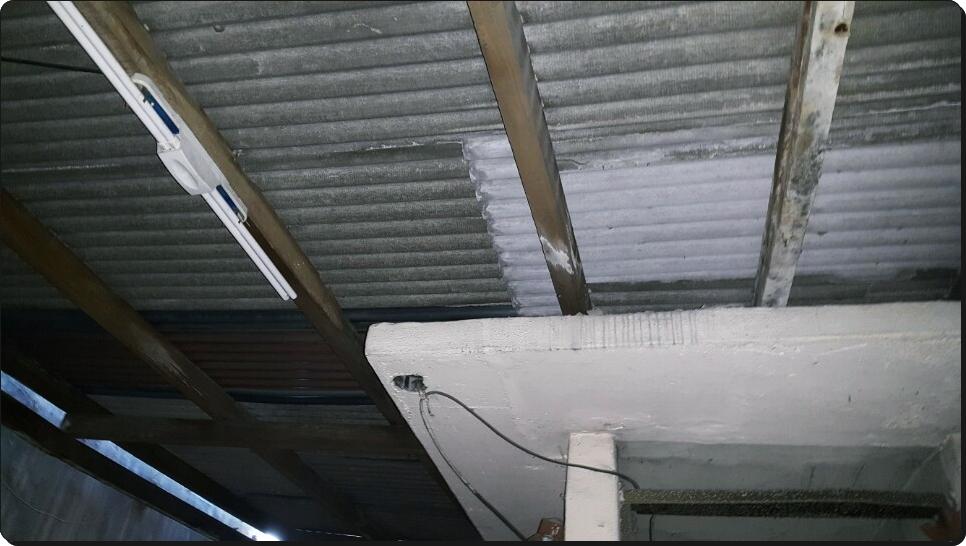 12 번째 사진  에  연면적 ㎡ 부산 사상구 슬레이트 철거 현장
