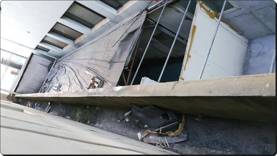 15 번째 사진  에  연면적 ㎡ 부산 사상구 슬레이트 철거 현장