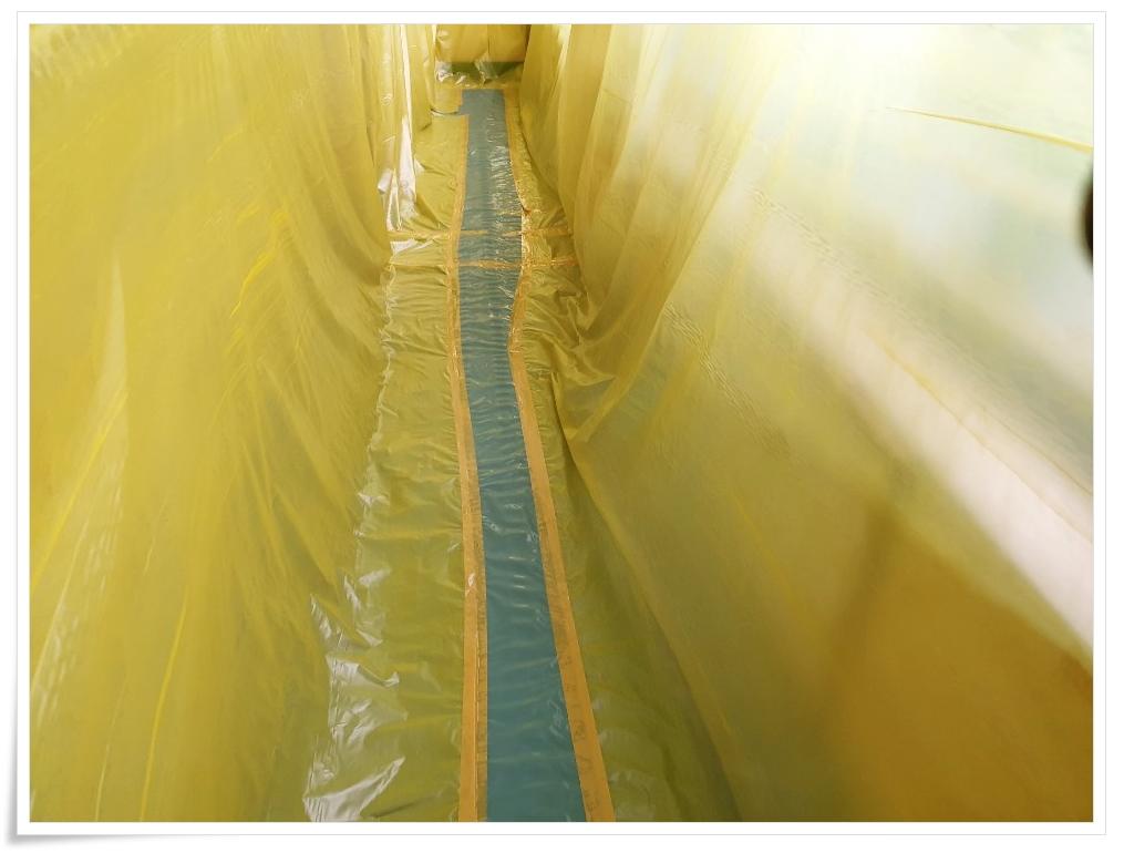 8 번째 사진  에  연면적 ㎡ 사하구 감천초등학교 병설유치원 석면 해체 공사