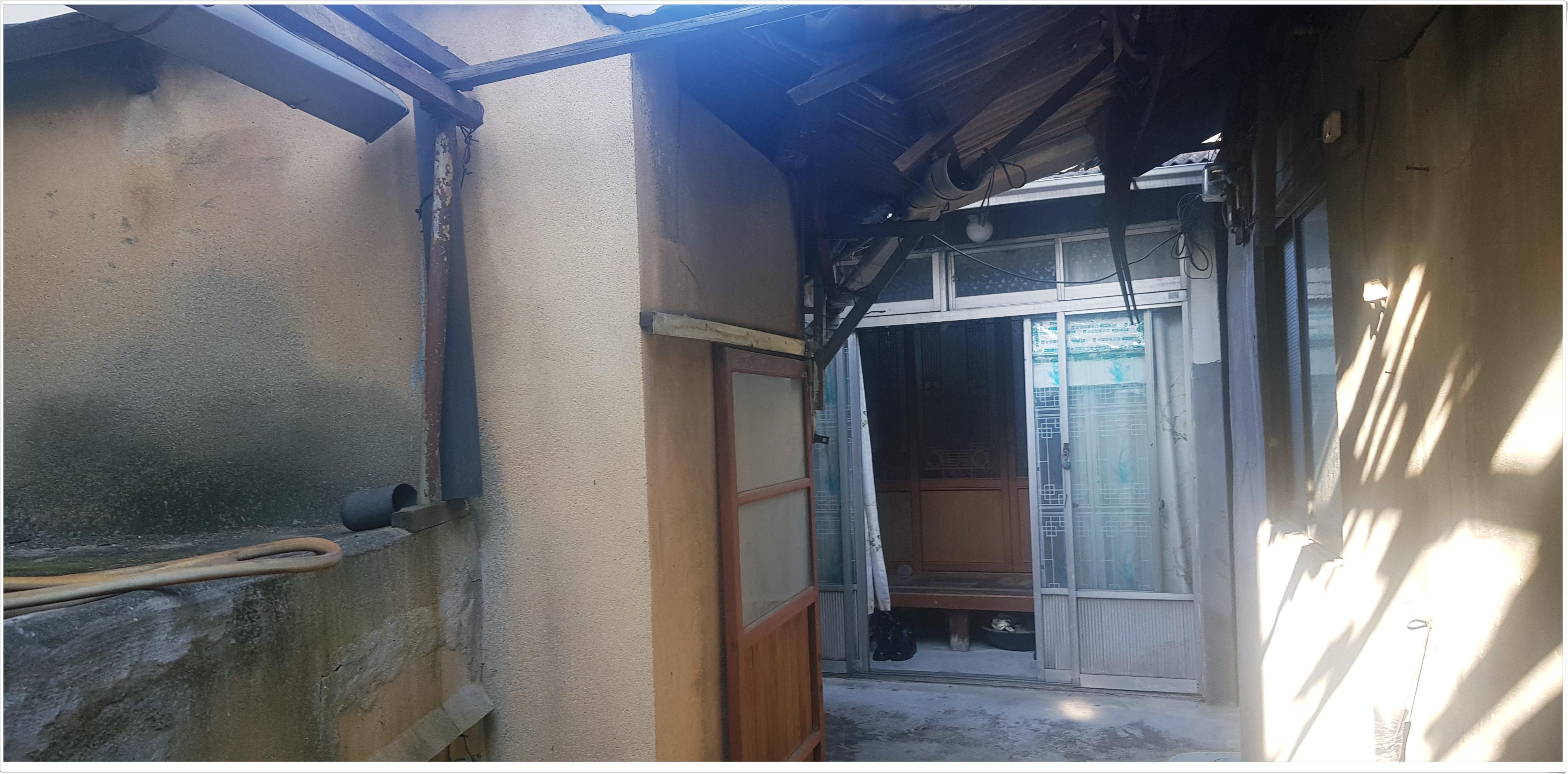 3 번째 사진 단독주택 에  연면적 ㎡ 부산 백양대로 주택 석면조사 현장