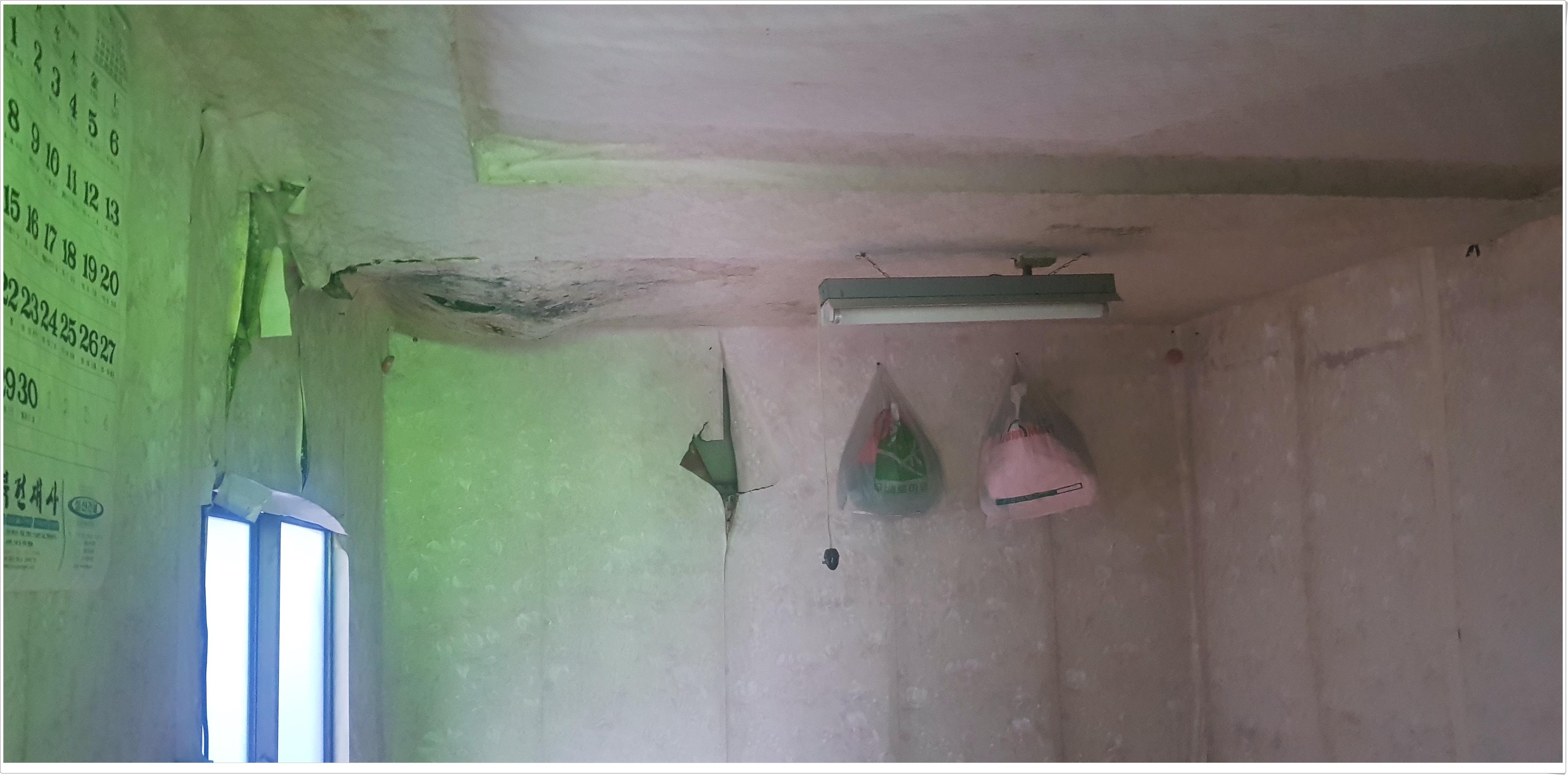 5 번째 사진 단독주택 에  연면적 ㎡ 부산 백양대로 주택 석면조사 현장