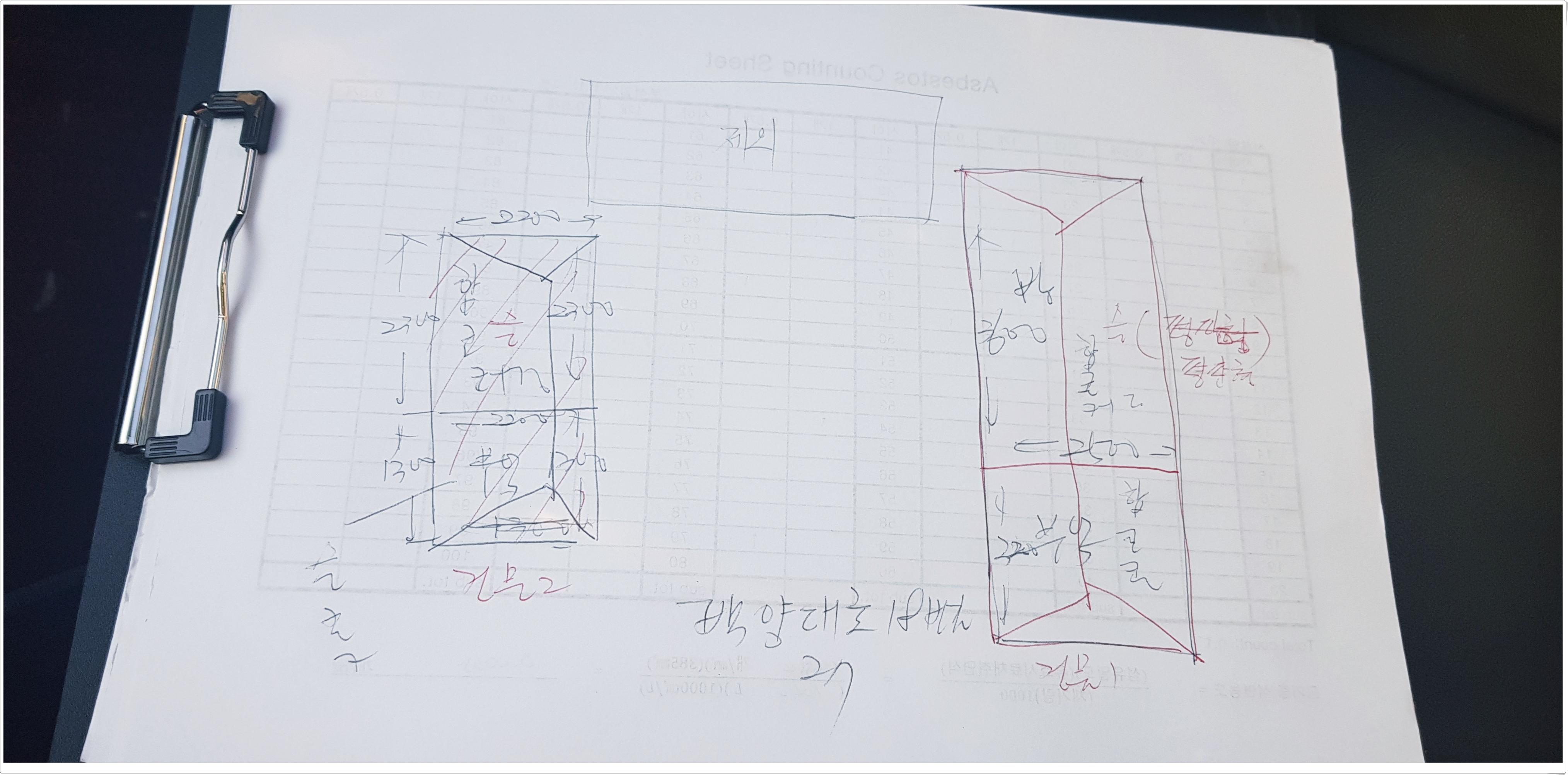 16 번째 사진 단독주택 에  연면적 ㎡ 부산 백양대로 주택 석면조사 현장