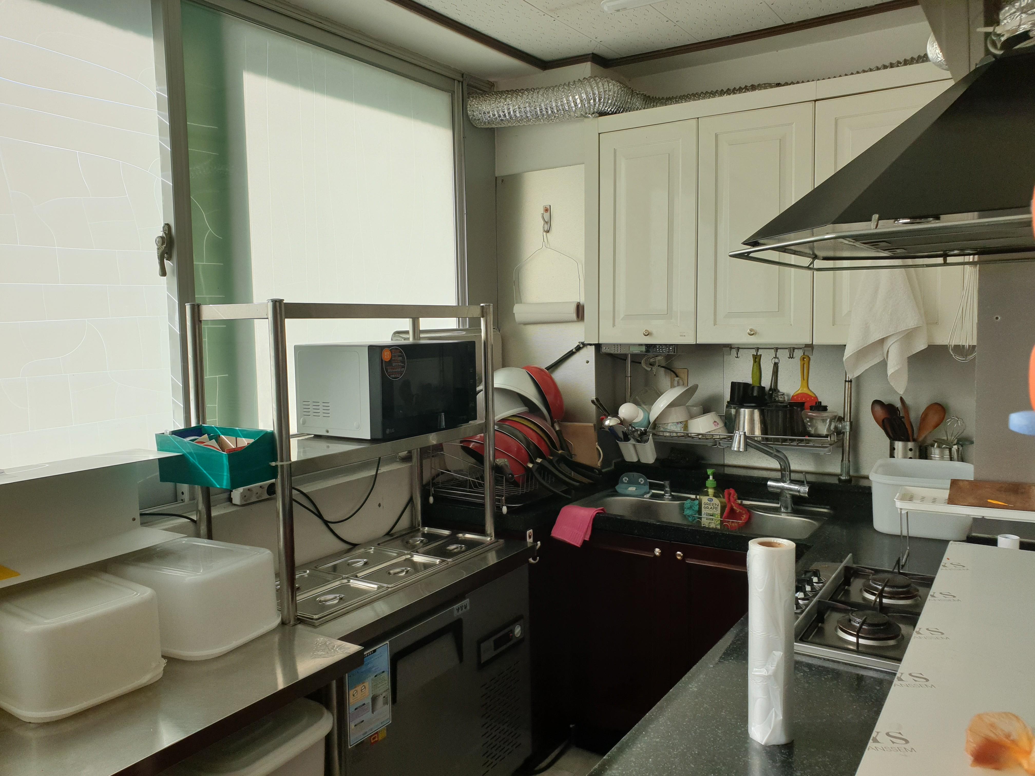 3 번째 사진 단독주택 에  연면적344.98 ㎡ 부산 남구 동명로 석면조사 현장