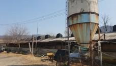 영천시 대창면 대창리 철거공사에 대한 석면공기질측정