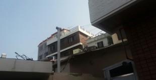 부산시 서구 서대신동 5필지 슬레이트집붕 석면철거공사